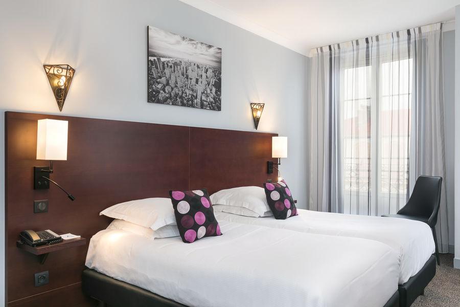 Best Western Hôtel Lakmi Nice Chambre Supérieure
