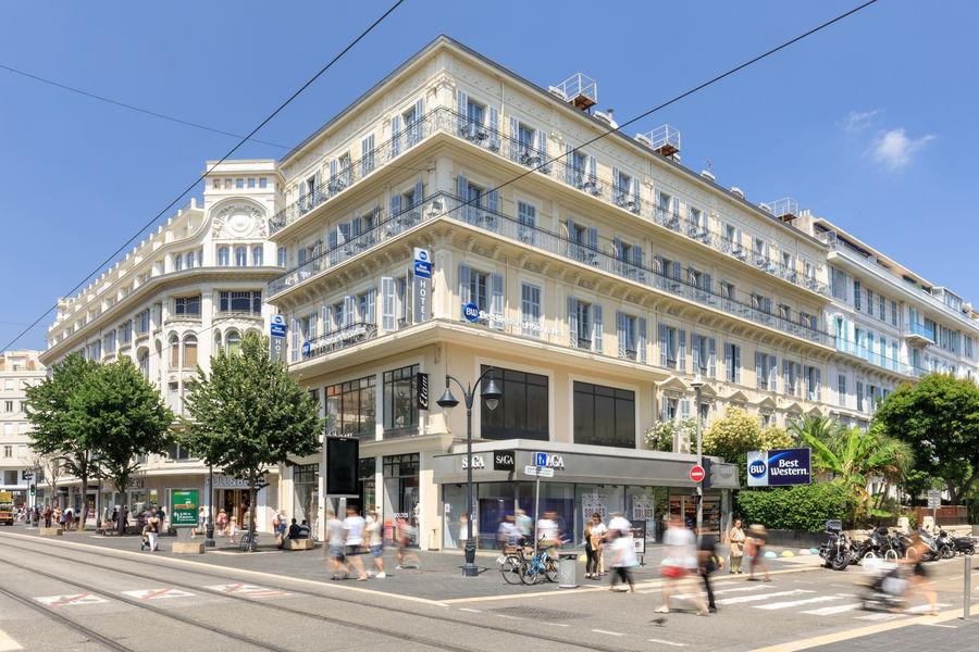 Best Western Hôtel Lakmi Nice Extérieur