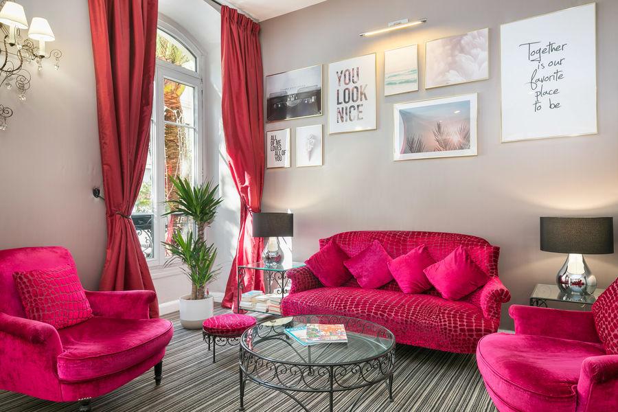Best Western Hôtel Lakmi Nice Salon