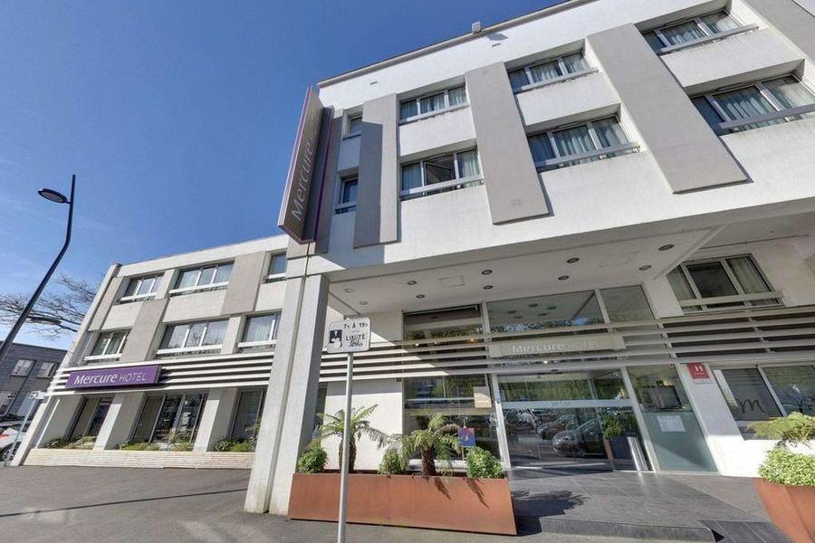 Mercure Lorient Centre **** 25