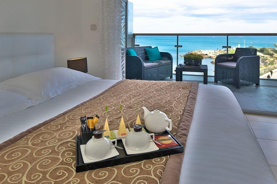 Hôtel Royal Antibes **** chambre