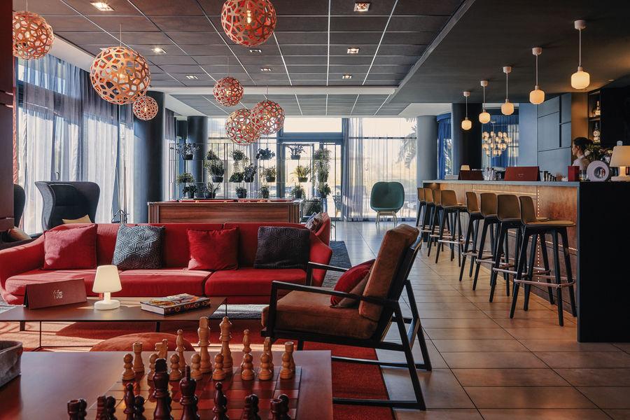Hôtel Mercure Toulon La Seyne sur Mer BAR LE SAGNO