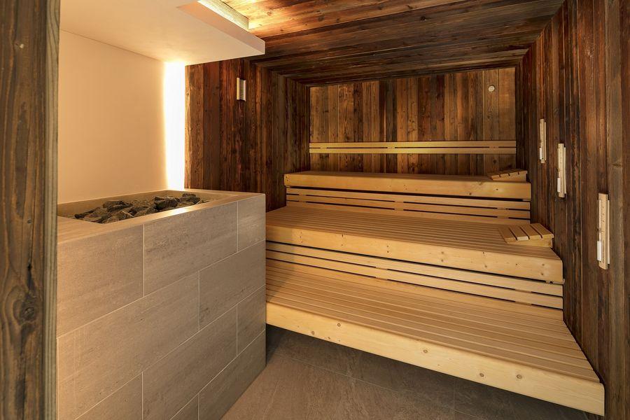 Best Western Hôtel & SPA le Schoenenbourg Sauna finlandais