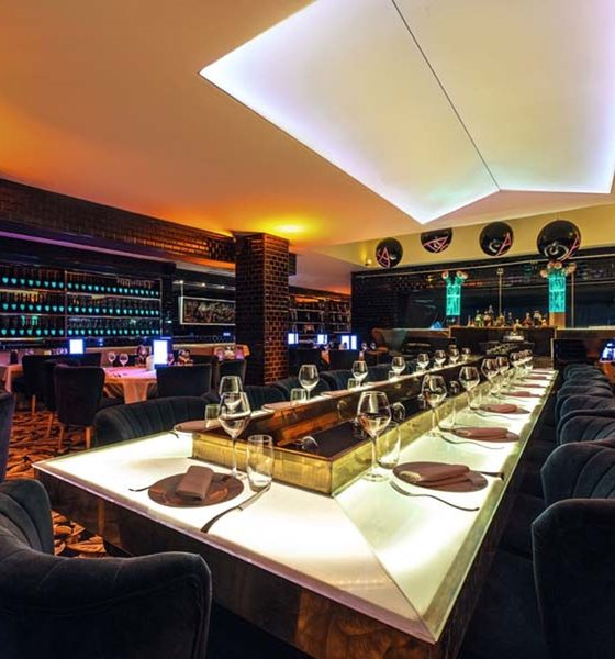 VIP Room Restaurant - Espace central