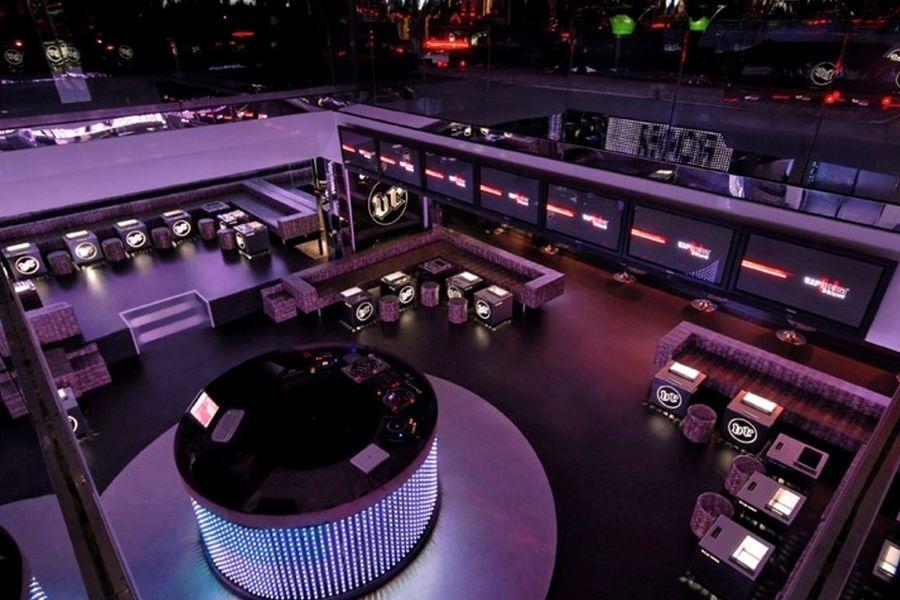 VIP Room Estrade (espace Club)
