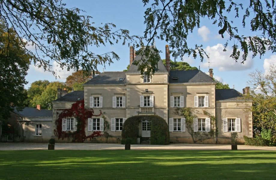 Château De La Pigossiere 9