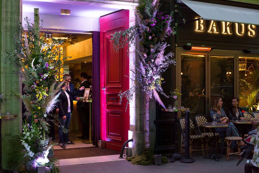 Bakus Entrée et terrasse