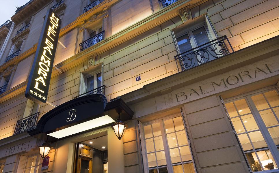 Le Club Balmoral Hotel Balmoral 4*