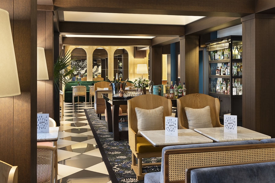 The Chess Hotel **** Lobby