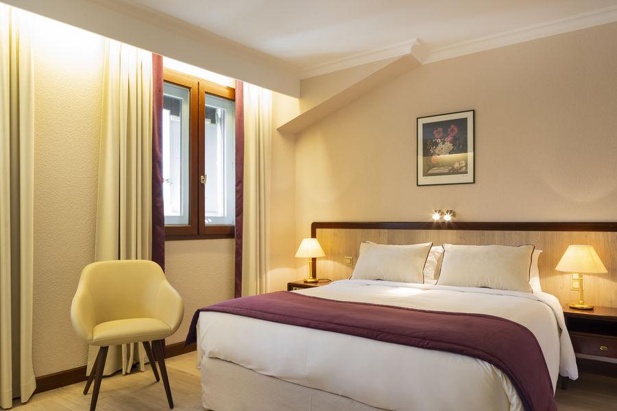 Hotel The Originals Tournus Le Rempart Chambre confort
