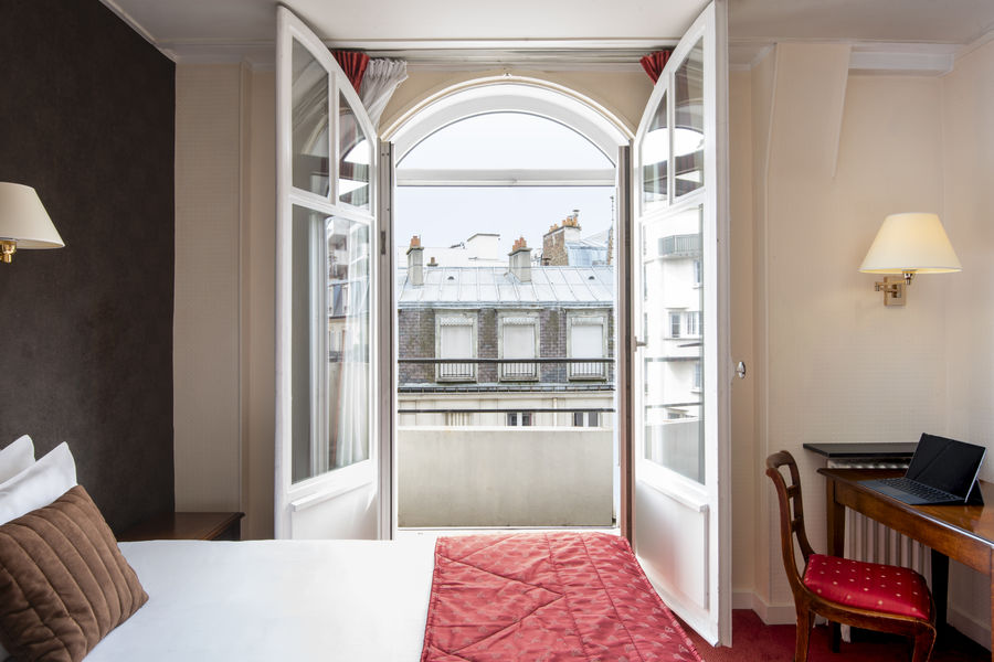 Quality Hotel Abaca Messidor by HappyCulture Chambre Single