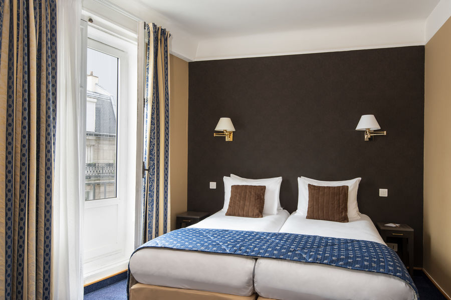 Quality Hotel Abaca Messidor by HappyCulture Chambre Twin
