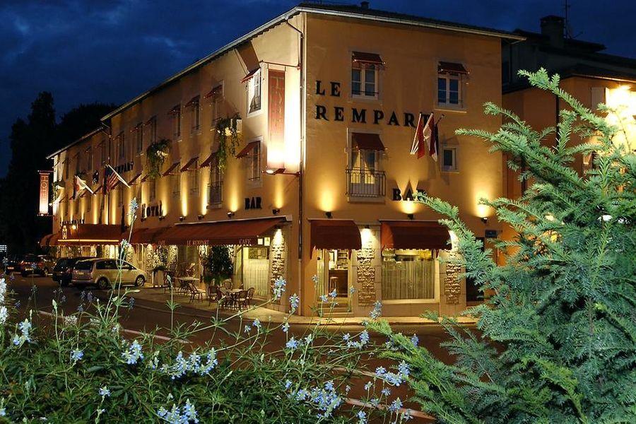Hotel The Originals Tournus Le Rempart 16