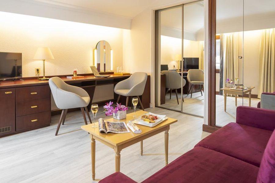 Hotel The Originals Tournus Le Rempart 24