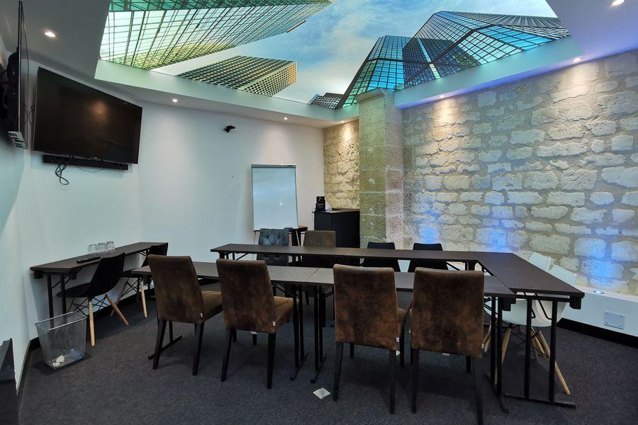 Seven Coworking Salle de Réunion