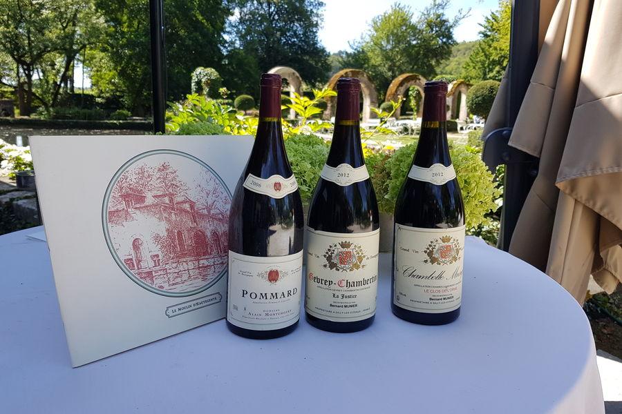 Manoir d'Hautegente De bons vins pour accompagner de bons repas