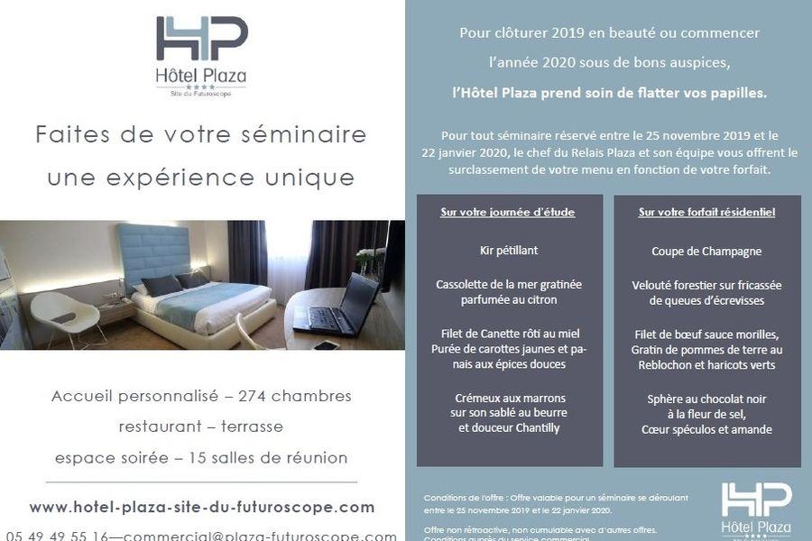 Hôtel Plaza - Futuroscope **** 63