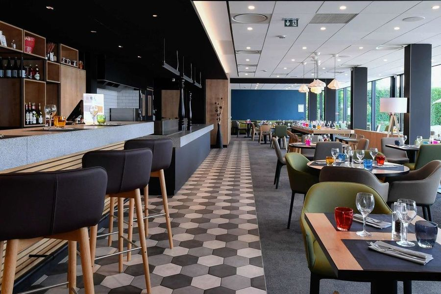 Novotel Caen Côte de Nacre **** Restaurant