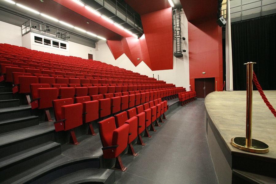 Le Mas des Ponts d'Arles l'auditorium