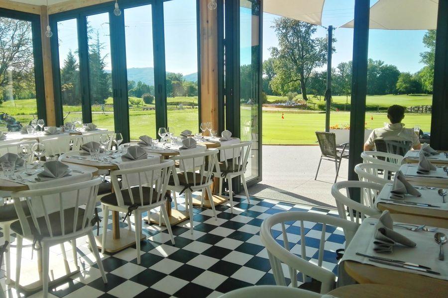 Golf Hôtel Charmeil *** Restaurant