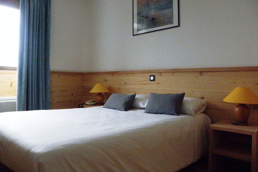 Golf Hôtel Charmeil *** Chambre double