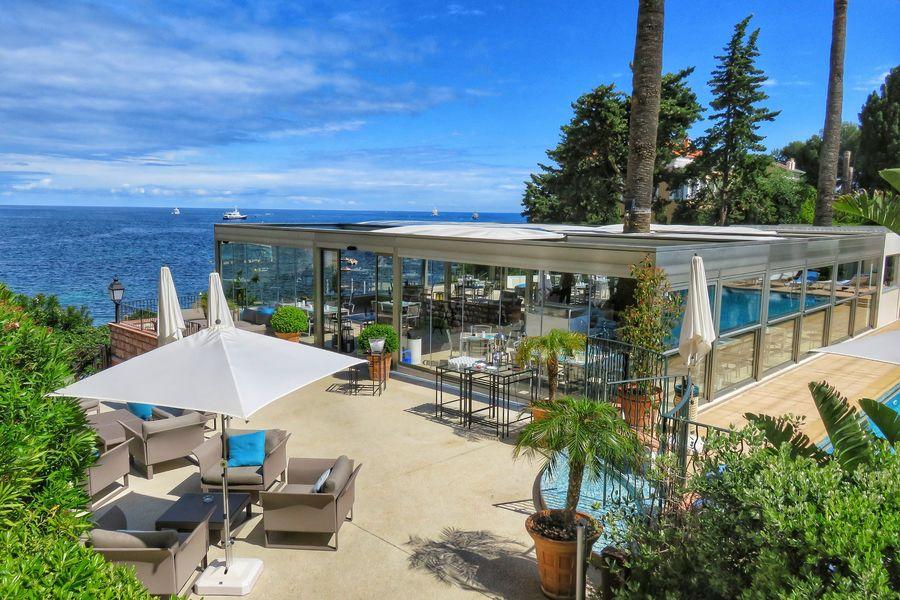 Hôtel Royal Riviera***** Jasmin Grill & Lounge