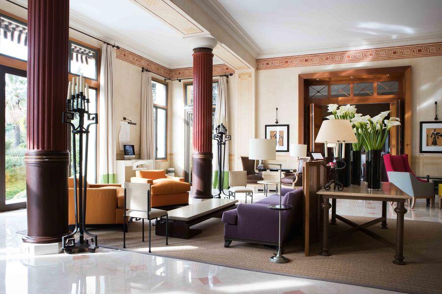 Hôtel Royal Riviera***** Lobby