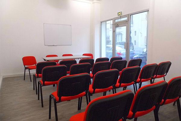 Certalys Salle de formation en mode conférence (29 places)