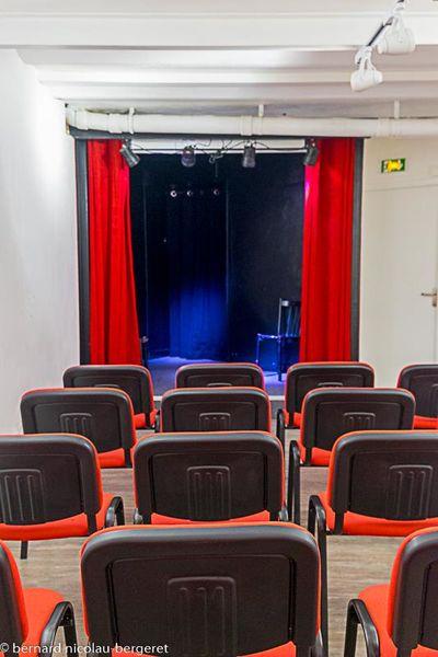 Certalys Salle de théâtre