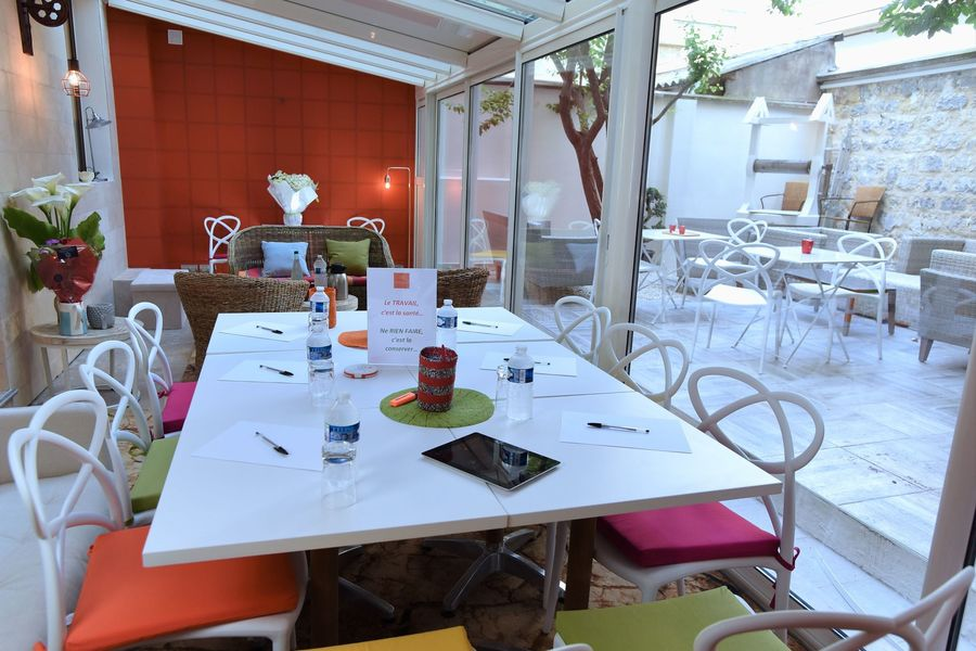 Villa Sorel *** Travaillez ensemble...