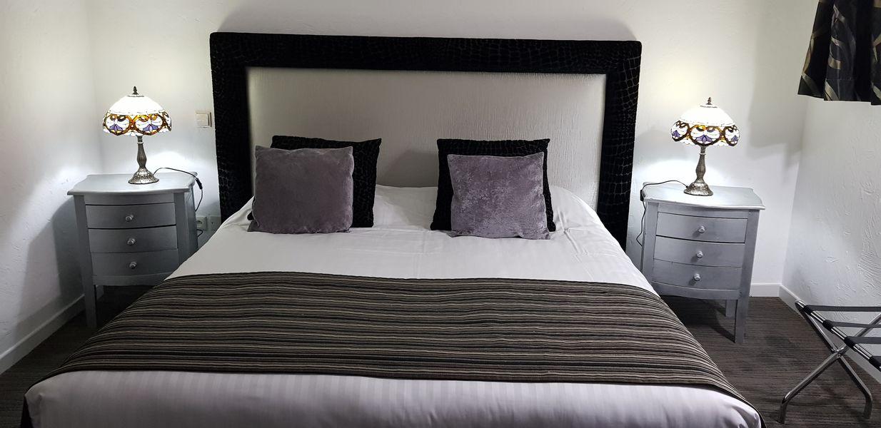 Hotel les Bastides Saint paul pour une nuit de repos