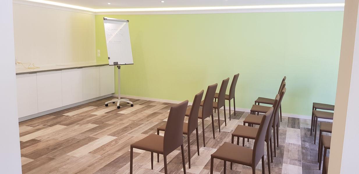 Hotel les Bastides Saint paul salle de seminaire