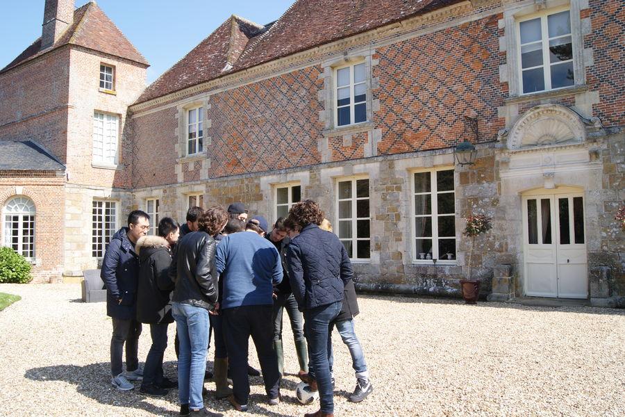 Château du Blanc Buisson Chasse au trésor