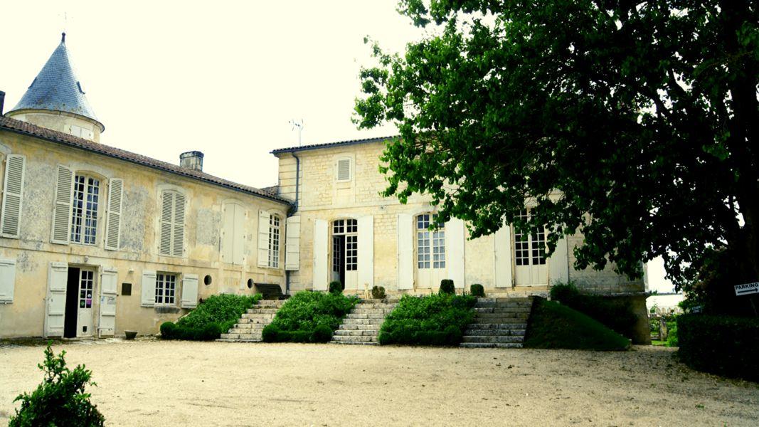 Château Mouillepied Château Mouillepied