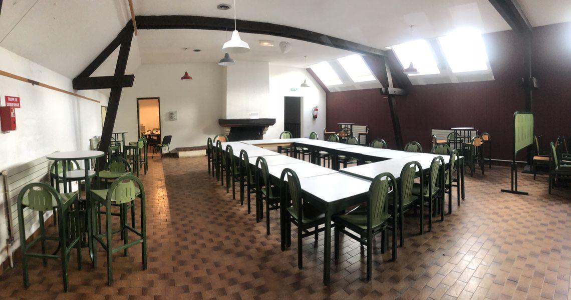 Domaine de Bens BATIMENT PRINCIPAL SALLE POLYVALENTE