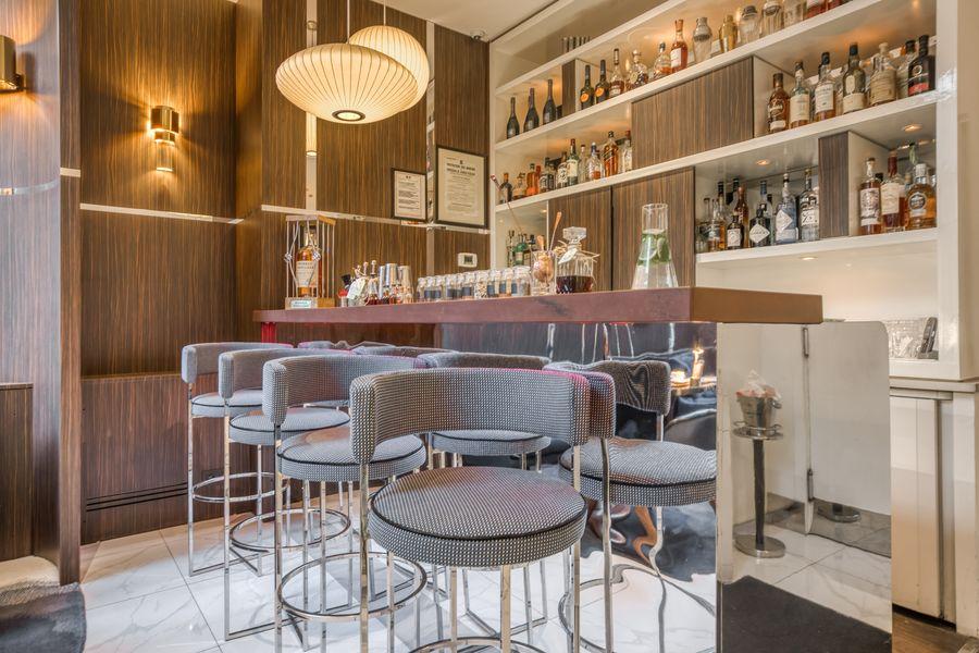 Hôtel Bel Ami ***** Le Bar