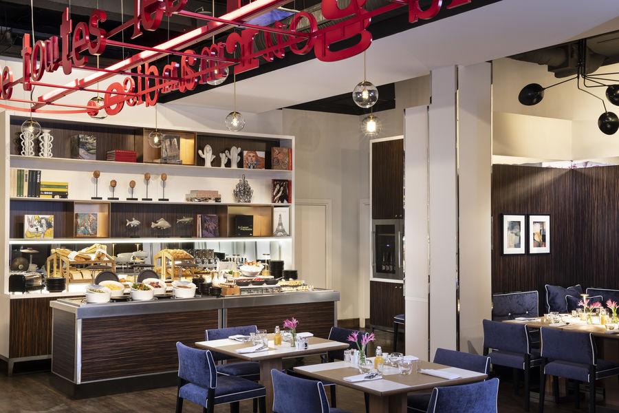 Hôtel Bel Ami ***** Bel Ami Café