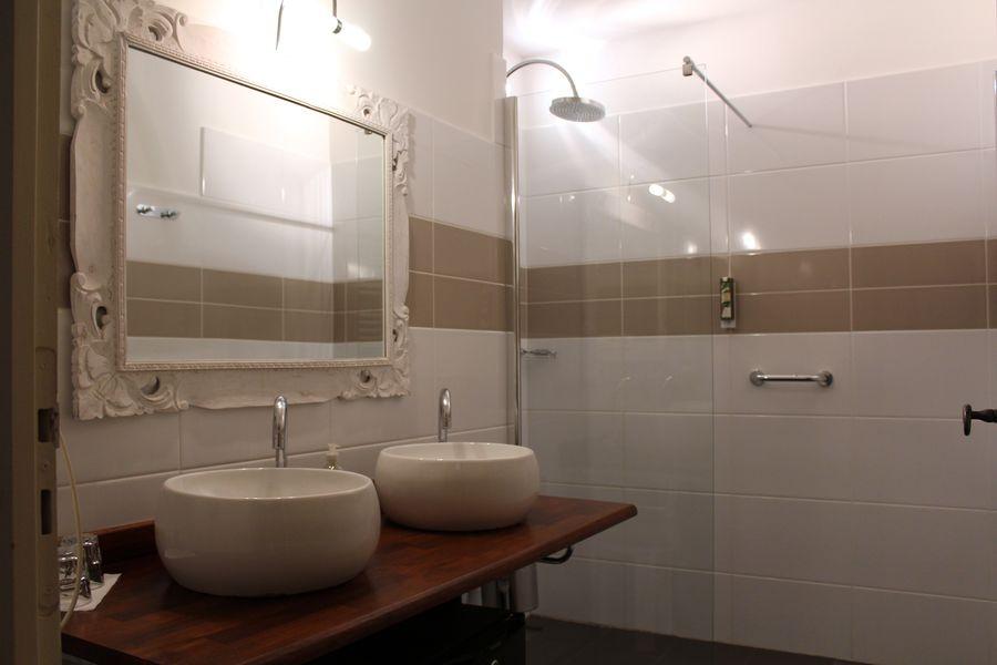 La Bastide d'Eygalières Salle de bain