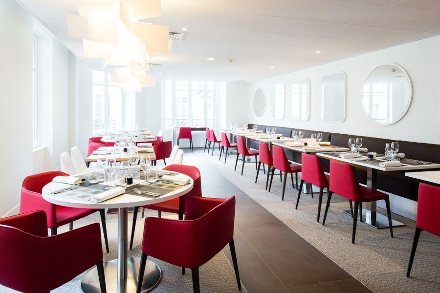 Business Center Edouard VII Notre restaurant jusqu'à 60 couverts