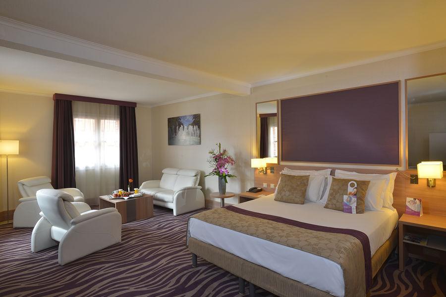 Crowne Plaza Toulouse ***** Junior Suite