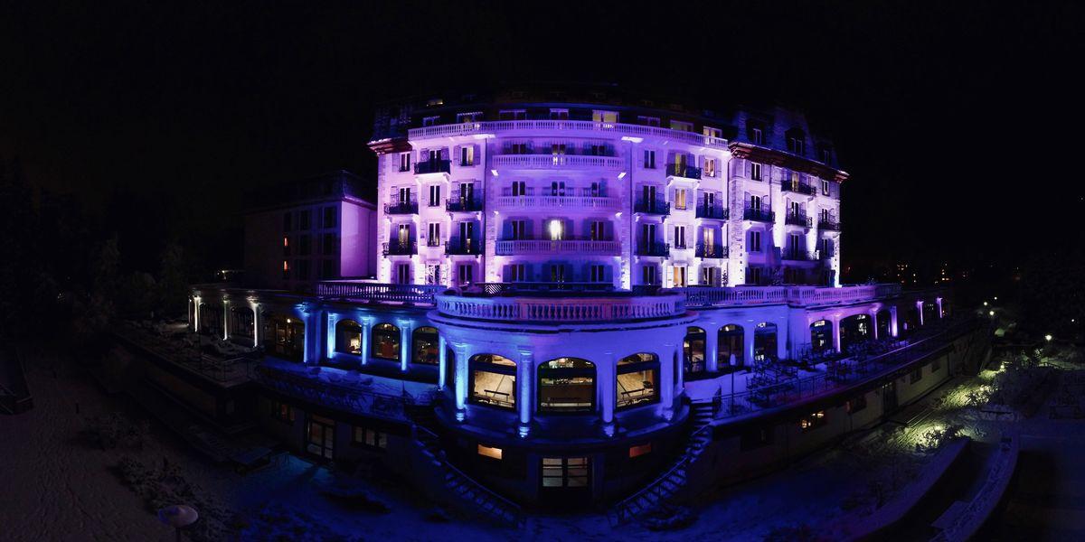 La Folie Douce Hotels Chamonix - Mont-Blanc Folie Douce