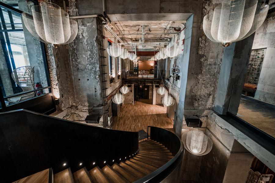La Folie Douce Hotels Chamonix - Mont-Blanc Atrium