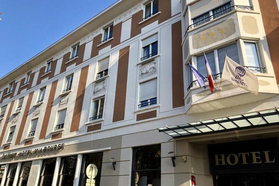Best Western Hôtel De La Bourse *** 6