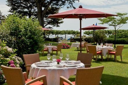 Le Castel Marie-Louise ***** Restaurant
