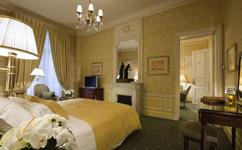 Hôtel Westminster **** Suite Champs Elysées