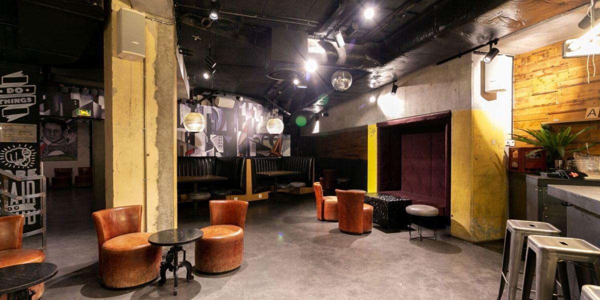 Generator Hostel Paris Club : 1er niveau
