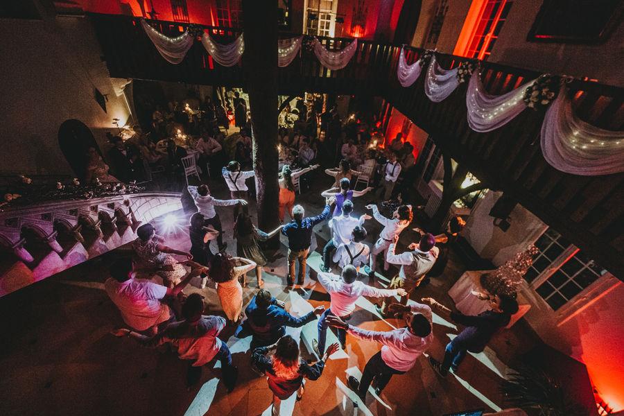Prieuré de Saint-Cyr soirées dansantes, soirées de fin d'année