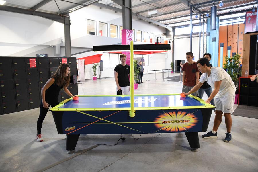 Exalto Lyon Villeurbanne Notres espace jeux d'arcades