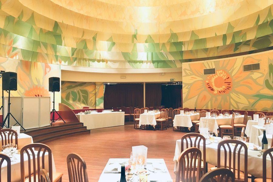 Parc Astérix Conventions & Séminaires Restaurant du Lac