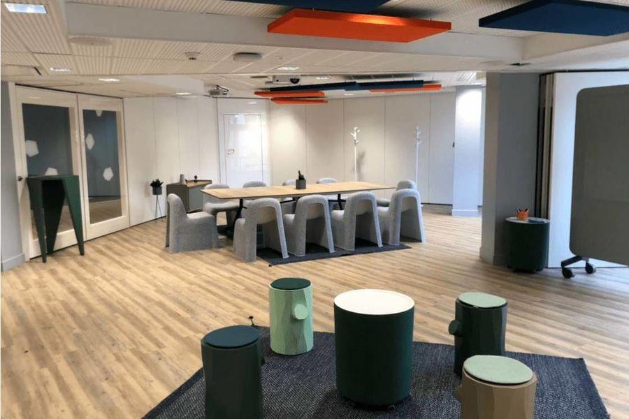 Le Village by CA Centre-Est Lab 3 + Lab 4